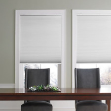 Real Simple Cordless Blackout Cellular 47-Inch x 72-Inch Shade in Snow
