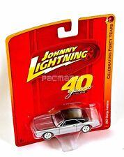 Johnny Lightning 40 Years 1967 Chevy Camaro Silver w/Black Roof