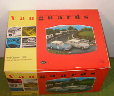 VANGUARDS DIE-CAST 1/43 SCALE RD1002 FORD CLASSIC 109E BRANDS HATCH -- CORGI