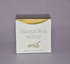 Gernetic Masque Yeux Balm for the eyes 30ml/1.3oz. New in box
