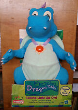 Dragon Tales Talking Light-Up Ord In Package 1999 Hasbro Playskool
