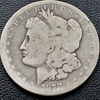 1878 CC Morgan Dollar Carson City Silver $1 RARE Circulated #18562