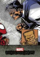 HAMMERHEAD / Marvel Beginnings Series 1 BASE Trading Card #135