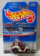 Hot Wheels 1999 First Editions #9/26 Tee'd Off collector #683