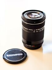 Olympus M.Zuiko Digital ED 40-150mm 4.0-5.6 R schwarz lens black
