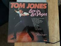 TOM JONES - LIVE IN LAS VEGAS - US PARROT RECORDS LP XPAS 71031 SEALED