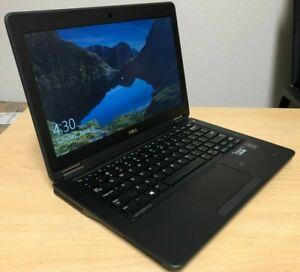DELL Ultrabook Latitude E7250 i7 5600U 2.6Ghz 16GB DDR3 256GB SSD 12.5'' WIN 10