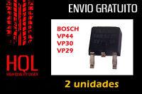 Bosch VP44 VP30 VP29 Transistor IRLR2905 reparación bomba inyectora 2 UNIDADES
