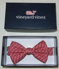 Vinegard Vines Boys Silk Bow Tie New With Tags Mai Tai Permit Bubbles