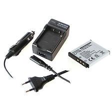 Akku und Ladegerät für Kodak EasyShare M320 M341 M863 M893 IS M1063 M1073 IS