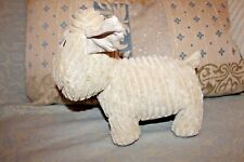 TIGER (STORE) LAMB SHEEP SOFT TOY COMFORTER DOUDOU TEDDY