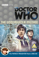Doctor Who: The Underwater Menace DVD (2015) Patrick Troughton cert PG