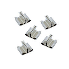 Wood Wick Clip 100-Count Base Stand Metal SetCandle Making Supplies - Us Seller!