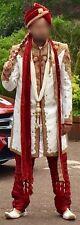 Sherwani Homme Asiatique Groom Clothing Indian Wedding