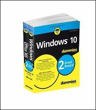 WINDOWS 10 FOR DUMMIES + MICROSOFT OFFICE 365 FOR DUMMIES - RATHBONE, ANDY/ WITH