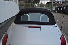 Fiat Barchetta Cabrio Heckscheibe mit neuem Keder