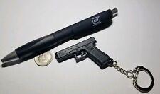 🔥Glock Ballpoint Pen & Mini Glock 17 Gen 5 Shot Show 2019 Promo Keychain
