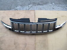 JEEP GRAND CHEROKEE 2014-2016 GRILL Chome Grille Assembly Black Insert