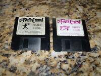 "The Fool's Errand Commodore Amiga on 3.5"" floppy disk(s)"