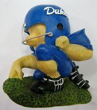Duke University NCAA College PEE WEE Football Player Figurine by Talegaters