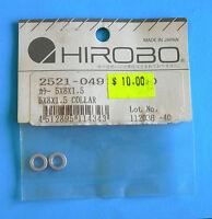 HIROBO®  SPARE PARTS ~ 5 x 8 x 1.5 Collar ~ 2521-049 ~ NEW IN ORIGINAL PACKAGING