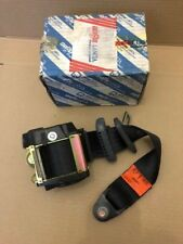 New Fiat Brava 1995-1998 O/S RH Rear Seatbelt Mechanism - Black