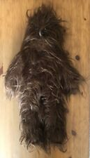 Vintage Kenner Star Wars Chewbacca 1977 Stuffed plush doll 20 inches