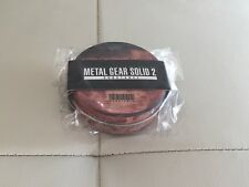 Metal Gear Solid 2 Substance Pre-order Bonus Ration Promo