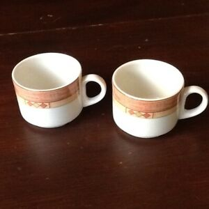 ROYAL DOULTON CUPS X 2