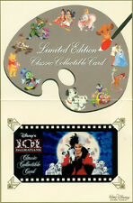 101 DALMATIANS - THE EXCLUSIVE DISNEY CLASSIC CARD COLLECTION - MEDIA PLAY