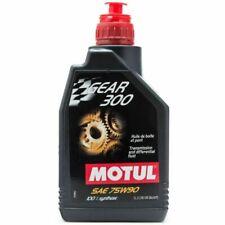 Motul Gear 300 75w90 LS Olio cambio Trasmissioni 1lt