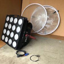 LED Bi Color Space Light Day/Tungsten DMX Bi-Color 92 CRI 110/240volt