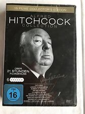 ALFRED HITCHCOCK COLLECTION - 15 FILME - 6 DVD's - NEU & OVP