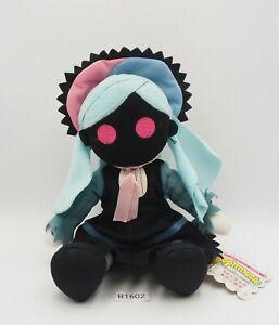 "Liddell Pop'n Music B1602 Konami 2007 7"" Plush TAG Stuffed Toy Doll Japan"