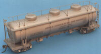 Funaro  F&C HO Jones & Laughlin 20K Steel Coal Tar Tank Car kit 6970