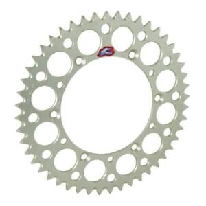 Renthal 216U-520-48GPSI Ultralight Rear Sprocket - Silver - 48T