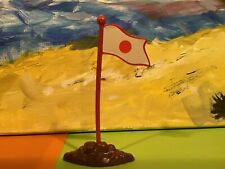 Japanese Army Flag 54mm Toy soldiers