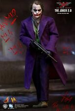 Hot Toys - 1/6 Scale The Dark Knight The Joker 2.0 - DX11 (Sealed Box)