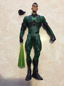 "DCUC DC Universe Classics Green Lantern Sodam Yat 6"" Loose Figure NICE"