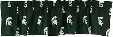 "Michigan State Spartans College Covers Curtain Valance 84"" x 15"""