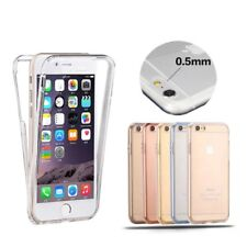 360 Degree Full Body Silicone Case Mobile Phone Case Bumper Rubber Phone Case Protective Cover