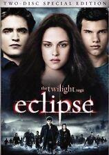 2 Dvd video **THE TWILIGHT SAGA ♥ ECLIPSE** Ediz. Speciale nuovo slipcase 2010