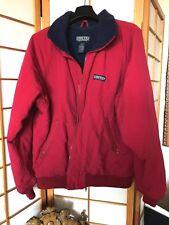 USA Lands' End Squall Jacket …beautiful & warm Size Large / XL