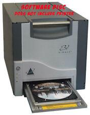 Rimage Everest ii & iii & Prism3 CD / DVD imprimante thermique pilotes et logiciel complet