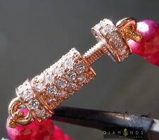 .54ctw E-F VS Round Brilliant Diamond and Ruby Bracelet R6816 Diamonds by Lauren