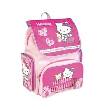 Zaino Hello Kitty + 12 pennarelli punta grossa e 18 punta fine Giochi Preziosi