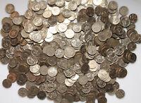 Konvolut - Uganda 1974-1976 - Kiloware - Exotische Münzen - 1 KILOGRAMM 1 Kg LOT
