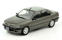 Peugeot 306 XRD 1998 Rare Argentina Diecast Car Scale 1:43 New With Magazine