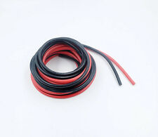 12 Gauge Silicone Wire 20-Feet - 12 AWG Soft High Strand Flexible Silicone Wire