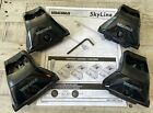 Yakima Skyline Towers - X4 - With Tool and Instructions - Nice Used Condition!!